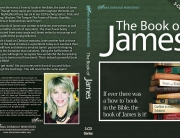 Book of James 3-CD Set Design | MDG Marketing Firm | Covington, Louisiana