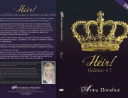 """Heir!"" DVD Cover Design"