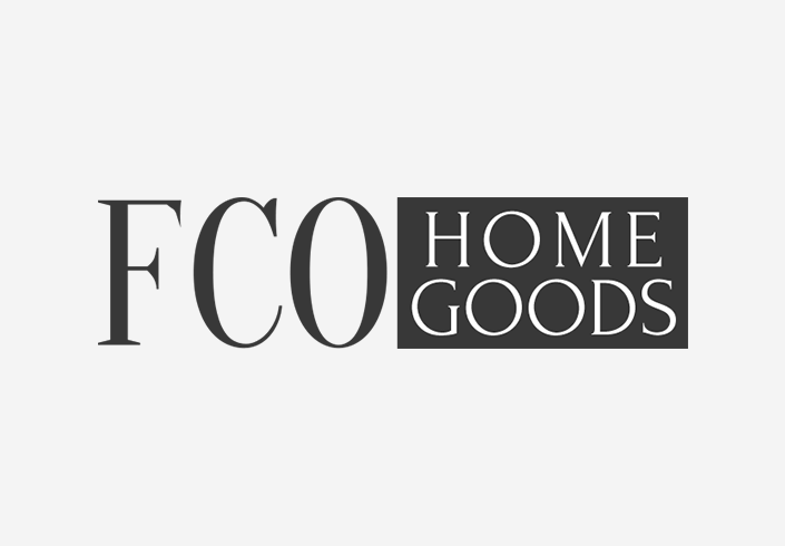 FCO Home Goods logo design | Louisiana | MDG