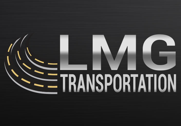 Louisiana Logo Design | LMG Transportation | MDG