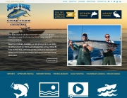 Super Strike Charters Fishing Website by MDG | Covington, Louisiana