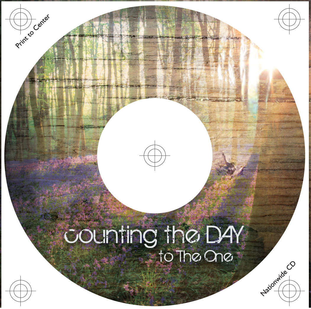 Counting the Day CD Design | MDG Marketing Firm | Covington, Louisiana