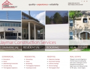 Jaymar Construction Web Design | MDG Marketing Firm | Covington, Louisiana