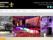 Louisiana Media Group Web Design | MDG Marketing Firm | Covington, Louisiana