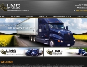 Logistics Management Group of Louisiana | Web Design | MDG Marketing Firm | Covington, Louisiana